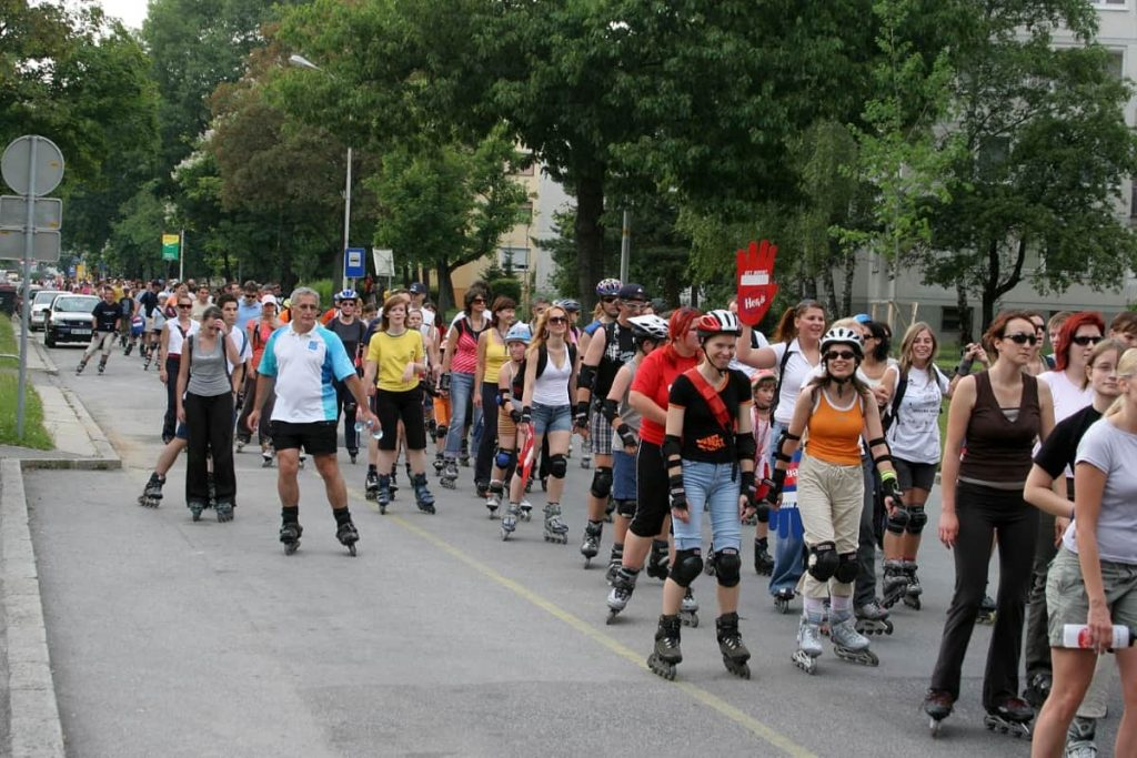 Rolanje Maribor